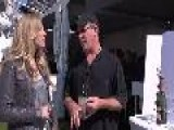 Wine Channel TV And Mo&#235 T Hennessy At Chicago Gourmet