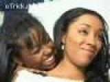 4Black Lesbian Sex - Black Teen Lesbians Kissing