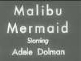 Malibu Mermaid Strips - Vintage Porn