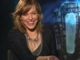 Play Resident Evil: Afterlife With Milla Jovovich & Ali Larter Video