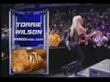 Dawn Marie Vs Torrie Wilson &#092 &#092 &#092 Bra