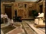 Breakdancing For The Pope