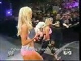 WWE Raw Trish Stratus & Torrie