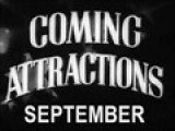 Coming Attractions: September 2007