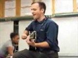 Mr. Bergstrom Singing