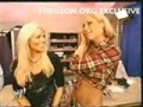 Torrie Wilson And Michelle McCool In