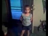 Julianna Showing Off New Dance