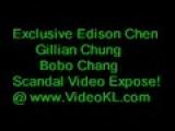 Edison Chen Gillian Chung Cecilia