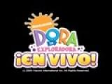 Mapa Dora The Explorer