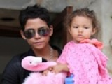 Halle Berry Loses Cool With Paps