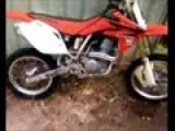 2007 CRF150RB For Sale
