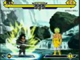 Goku SuperSaiyan5 Vs. Broli