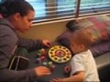 3 Year Old Autistic Boy Speaks