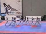 Korea Taekwondo Dance