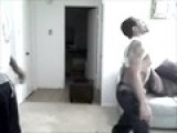 BIG MIKE AND ME TWERKING