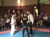 ITF Taekwon-do VS Kickboxing
