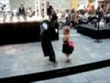 Ayden & Brooklyn Dancing @ The