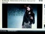 Selena Gomes Singing Naturally