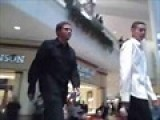 Me In Fashion Show At The Mall