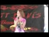 Emily Singing Settlin&#39 By Sugarland