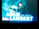 Adam Lambert In CM Of Karaoke