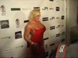 MILF Alexis Golden On The Red Carpet