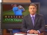 Masters Rookie Idolizes Ben Hogan