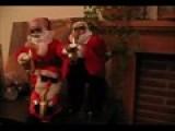 Saxy Santas