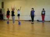Yoga Presentation At LACC