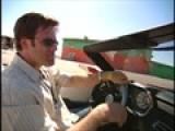 Driving The Camaro Convertible