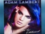 Adam Lambert Defends Album Cover