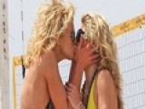 AnnaLynne McCord' S Lip-Lock -- With