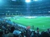 Real Madrid - Lazio Roma 3 1 Begin