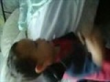 Giovani Singing To Aunt Brittni :-