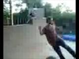 Sk8 Ramp At Jesse' S Humble Park Yo