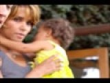 Halle Gets Berry Mad At Imposing Pap