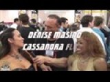 Denise Masino And Cassandra Floyd At