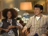 Jaden Smith & Jackie Chan Kick It In