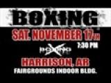 Boxing Fight Night Ad Nov 2007