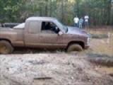 Mud Riding!