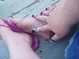 Fingernails And Feet