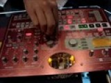 Live Vauch On Electribe ESX Riclette