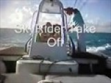 SkyRider Bermuda Parasail Chair Take