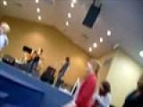 Holy Spirit Aerobics !