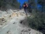 Bajada Guapa Rabosa En Mtb