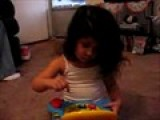 Yasmine Dancing