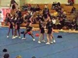 Cheerleading Competition At Tuckahoe