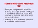 Autism - Joint Attention