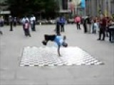 NYC Kids Breakdancing To Michael