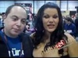 Angelina Castro 2010 AVN Expo With